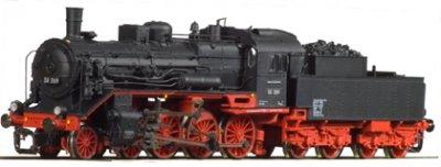 Beckmann BR 38 234  ex.sächs. XII H2  Ep. III - Spur TT  (analog)