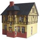 Bausatz Empfangsgebäude Bhf. Loitz  TT