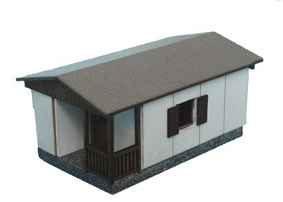 Bausatz Gartenlaube GL 19  TT