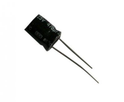 Kondensator  Flackerschutz 470µF