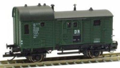 PSK Güterzug Packwagen DR Ep. III Spur TT