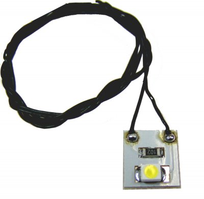 Hausbeleuchtung mit 1x SMD LED
