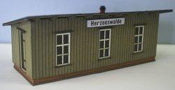 Bausatz Empfangsgebäude Bahnhof Herzogswalde - H0