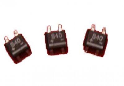 Mini Gleichrichter - Brückengleichrichter