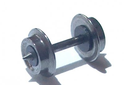 Radsatz Spur Z / TTe Spurweite 6,5mm