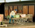 Bausatz Gepäckkarre - TT