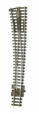 Peco Innenbogenweiche links Spur N - 9mm
