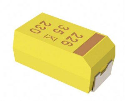 Tantal-Kondensator 220µF 16V
