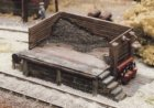 Bausatz Nebenbahn Bekohlung:Kohlenbansen H0