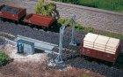 Auhagen 13313 Gleiswaage mit Lademaß TT (1:120)