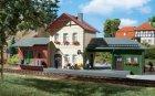 Auhagen 11331 Bausatz Bahnhof Neuendorf Nenngröße H0