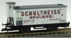 "Kühlwagen ""Schultheiss""  Ep.I Spur TT"