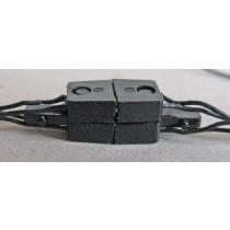 1 Paar = 2x 4-pol. stromführende Magnetkupplung TT