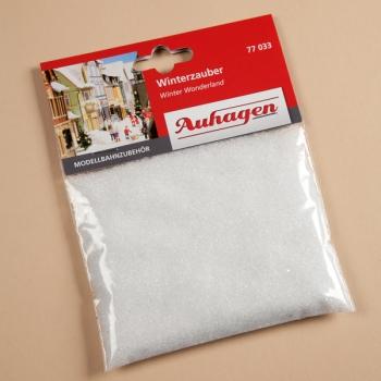 """Synthetisches  Schneepulver """"Winterzauber"""" 110 g"""