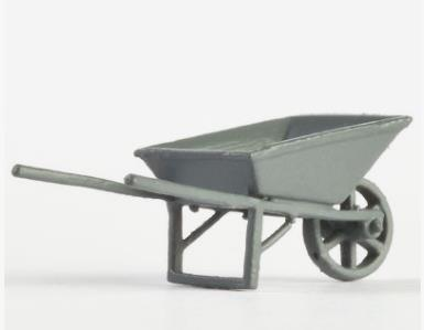 Bausatz Schubkarre Nenngröße H0 (1:87)