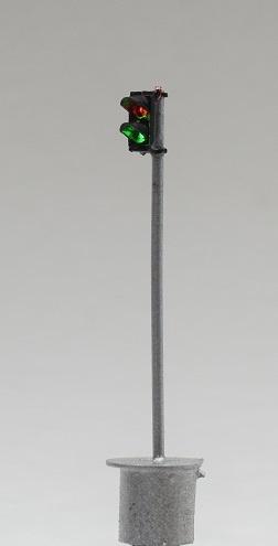 Krois Fußgängerampel rot/grün, Nenngröße TT