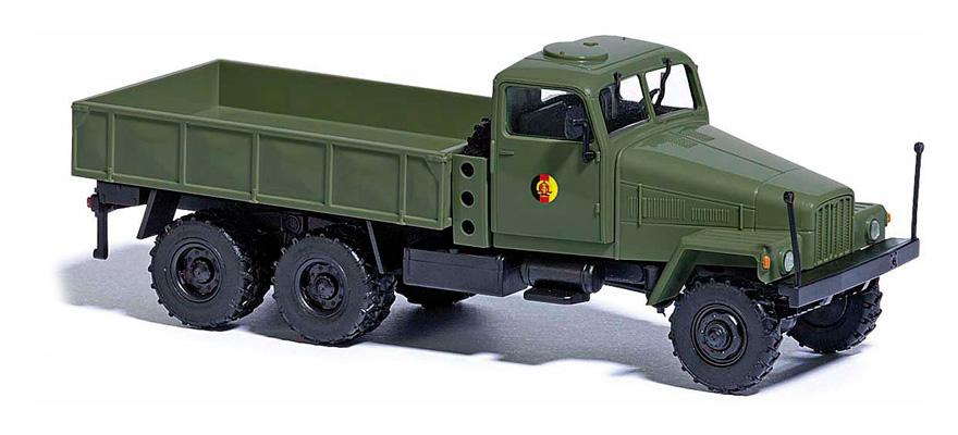 Busch LKW G5 - NVA Nenngr. H0