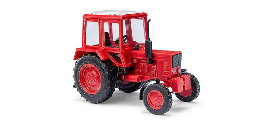 Busch Traktor Belarus MTS-80, Nenngröße H0