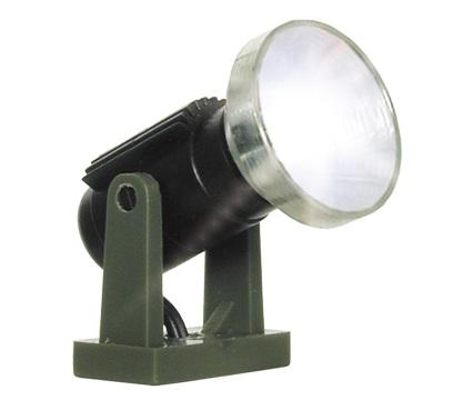 Viessmann 6930 Fertigmodell LED Flutlichtstrahler,  Nenngröße TT