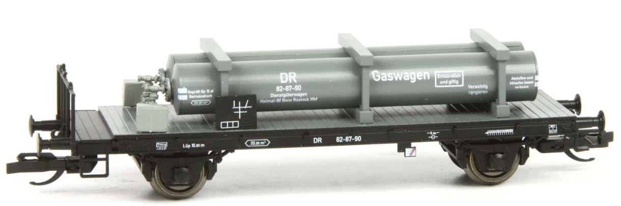 Schirmer Gaskesselwagen, DR Ep.III, Spur TT