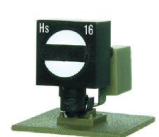 Viessmann Form Gleissperrsignal Zwergausführung - Nenngröße H0
