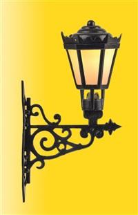 Viessmann - Wandlaterne, LED Nenngröße H0