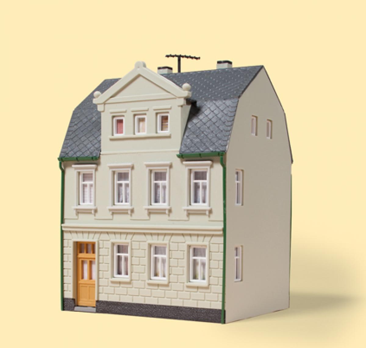 Auhagen Bausatz Wohnhaus Nr. 1 - TT/ H0 (1:100)