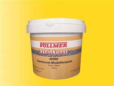 Vollmer Steinkunst Modellierpaste, 500g