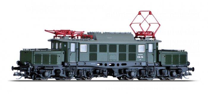 Tillig Ellok Baureihe E 94, DR Ep. III, Spur TT