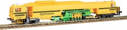 Viessmann 2691 Schienen-Stopfexpress 09-3X,  2 Leiter DC Spur H0