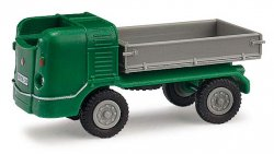 Dieselameise Multicar M21-Dreiseitenkipper H0