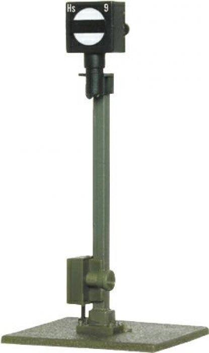Viessmann Form Gleissperrsignal DR/DB Spur H0