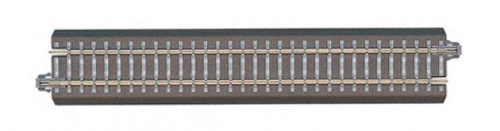 Tillig 83701 gerades Bettungsgleis BG1, L:166mm, Spur TT
