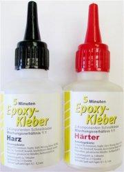 """2- Komponenten Epoxy Kleber10 """"Devcon"""" 100g Harz/100g Härter"""