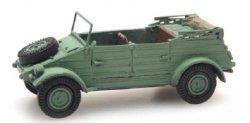 Artitec 387.237 Fertigmodell Volkswagen (VW) Kübelwagen VW82 grün Nenngr. H0