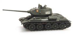 Artitec Fertigmodell Panzer T34/85 NVA, Nenngr. TT