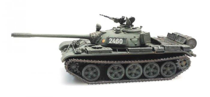 Artitec Fertigmodell Panzer T-55A NVA, Nenngr. H0