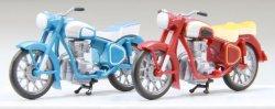 2x Motorrad AWO Sport-Modell 425S Nenngr. H0