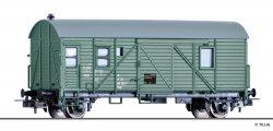 Tillig 76756 Güterzugpackwagen Pwg 9400 der DR, Ep. IV, Spur H0