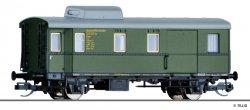 Tillig Güterzugpackwagen Pwgs-38 der DRG,  Ep. II, Spur TT