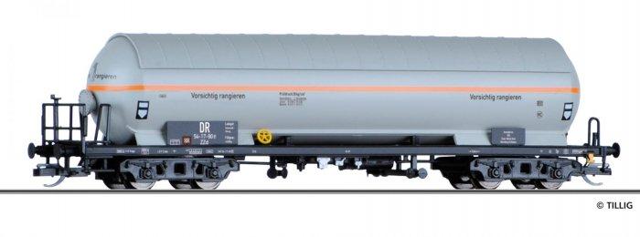Tillig Gaskesselwagen ZZd, DR Ep. III Spur TT