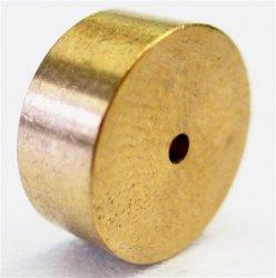 Schwungmasse, Ø11,6 x B=4,0mm Bohrung Ø: 1,48mm