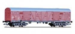 Tillig 15116 Gedeckter Güterwagen Hacgs-, DR Ep.IV, Spur TT
