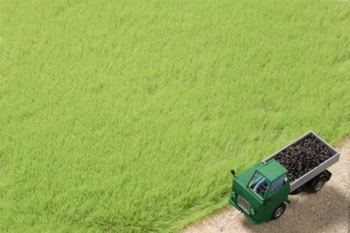 Auhagen 75613 Grasfasern - hellgrün 4,5mm, 50g Beutel