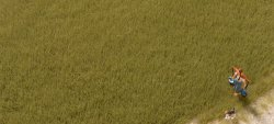 Auhagen Grasfasern - olivgrün 4,5mm, 50g Beutel