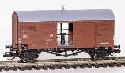 Hädl Mannschaftstransportwagen (G-Wagen) Ms der DR, Ep. III, Spur TT