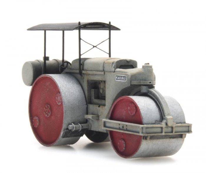 Artitec Fertigmodell Kaelble Straßenwalze Nenngröße N (1:160)