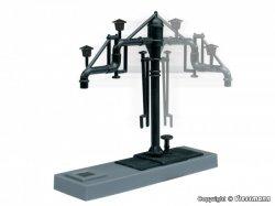 Viessmann 5832 Funktionsmodell bewegter Wasserkran, Nenngröße N