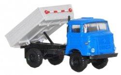 IFA LKW W50LA Allradantrieb, Ballonräder, Dreiseitenkipper, Nenngröße TT