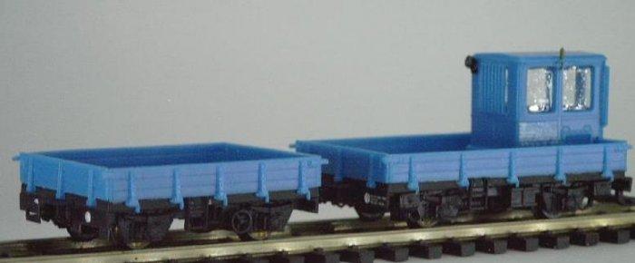 Bausatz SKL Typ Schöneweide, DR Spur H0, Spurweite 16,5mm